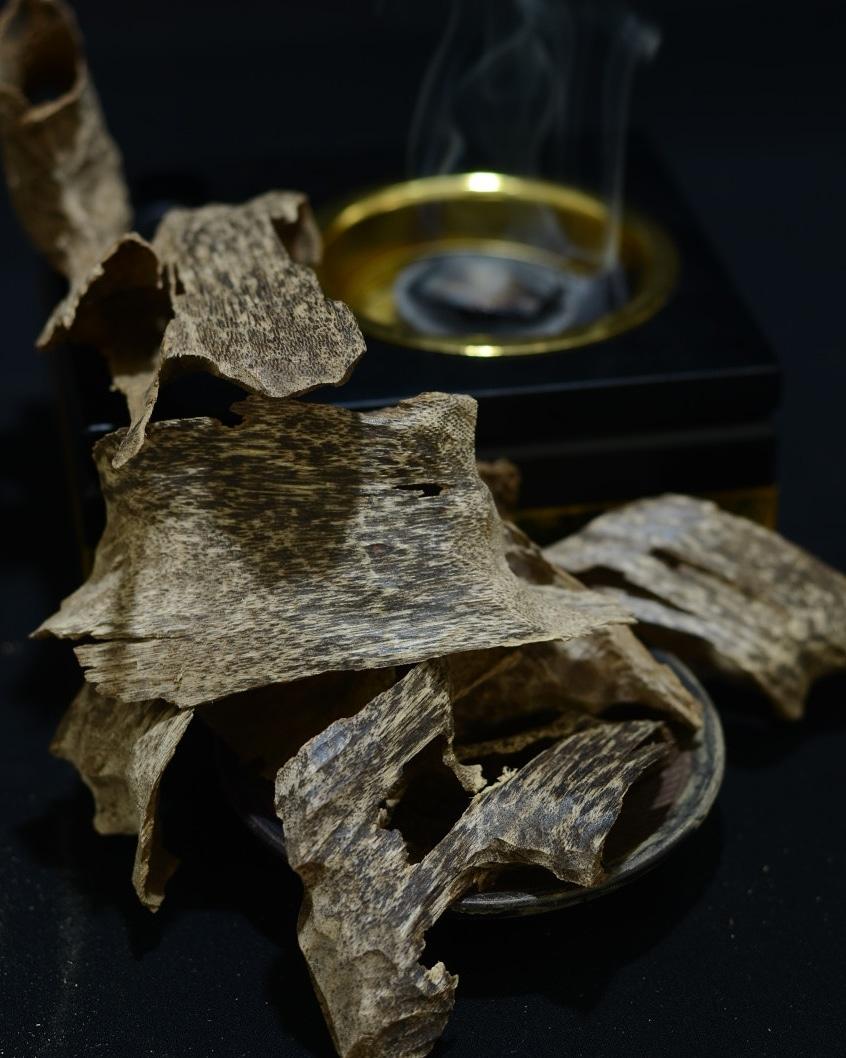 gỗ trầm hương có tác dụng gì